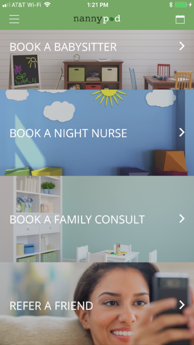 Babysitters, Infant Night Nurses, Nanny Placements & Family Consults Via App - San Jose CA