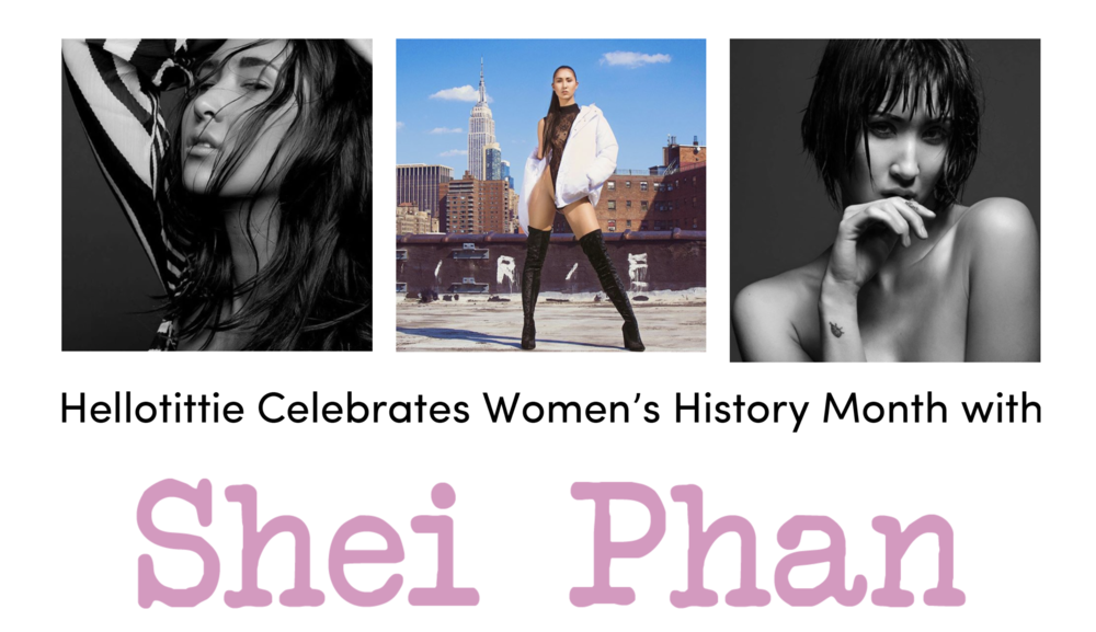 INSITE OF SHEI PHAN - Q&A ON THE CHANGES SHEI PHAN IS MAKING