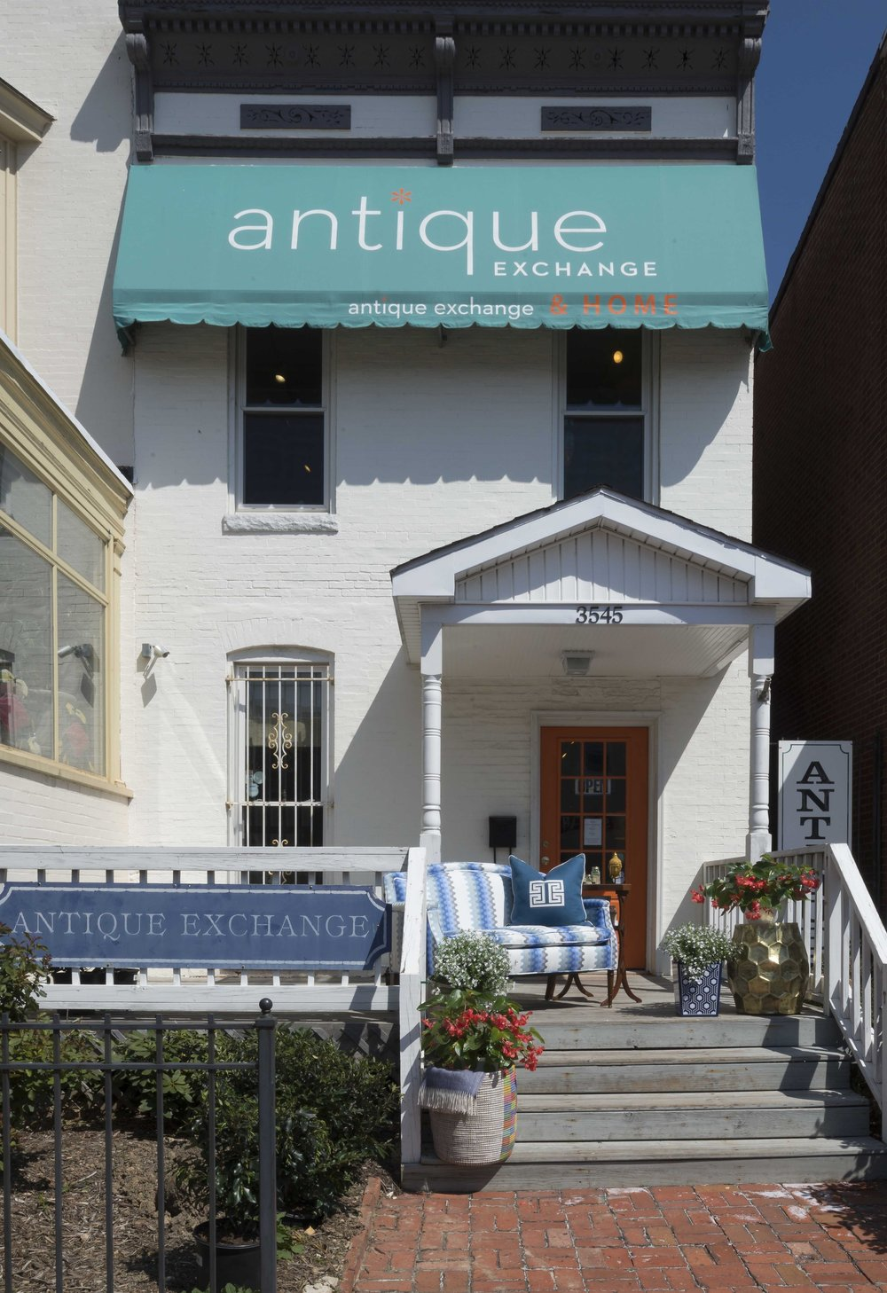 Antique Exchange Has Been In Business For Over Thirty Years, Growing From A  Small Antique Store To A Two Story Venue. While You Will Find Many Antique  ...