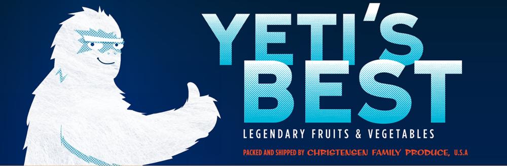 Yeti's Best Produce