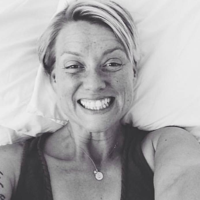 Sara Davenport Cancer Survivor