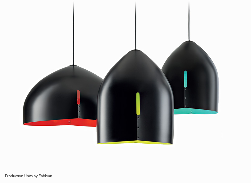 ORU25 Pendant Light by Vim & Vigor for Fabbian Lighting