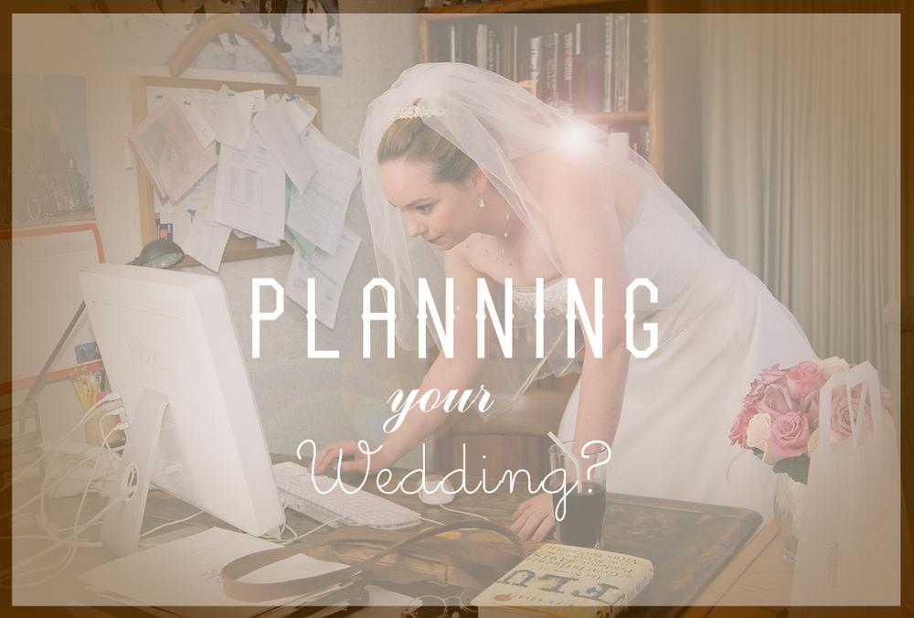 Wedding Planning?
