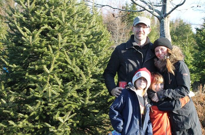 Nick, Kate, Evan and Ben