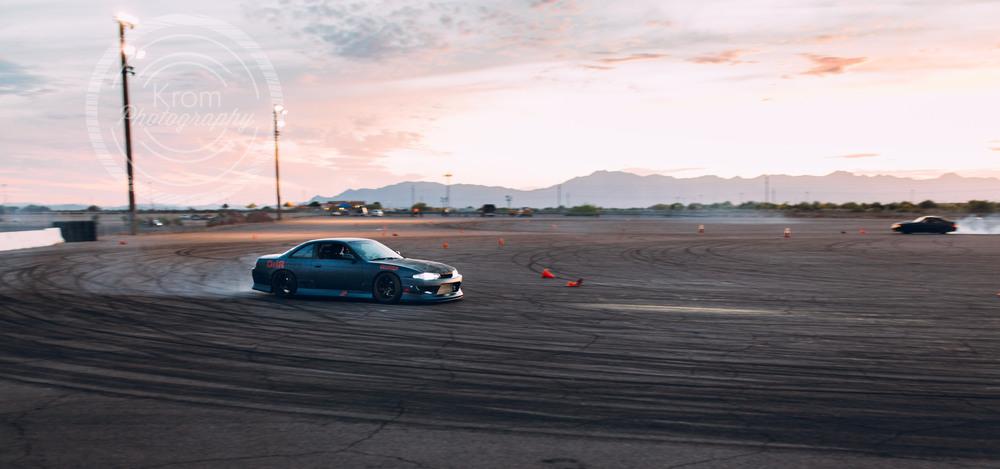 Driftidiot Drift Nissan 240sx