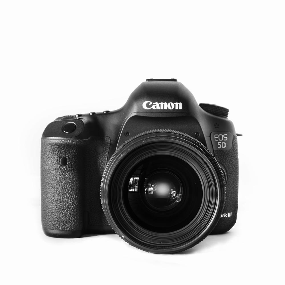 Canon 5d Mark III Portrait