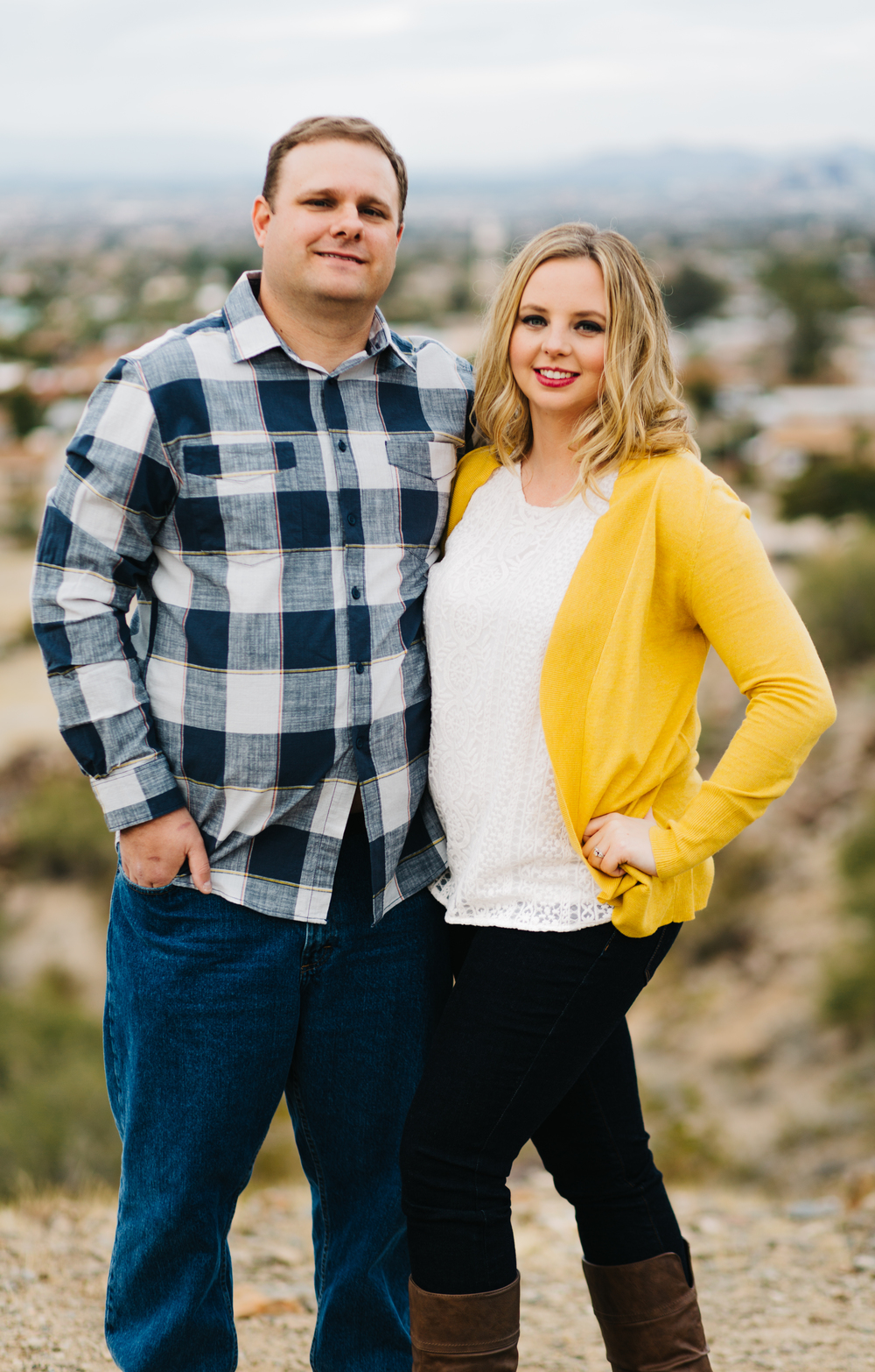 south mountain engagement