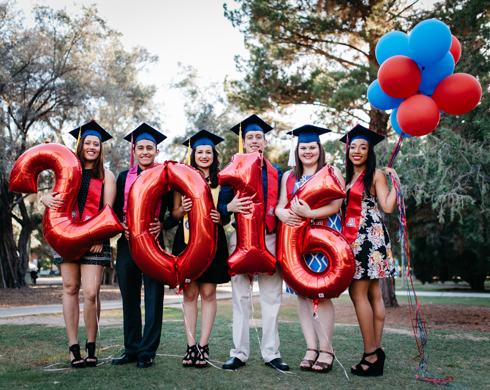 University of Arizona 2016 Graduation