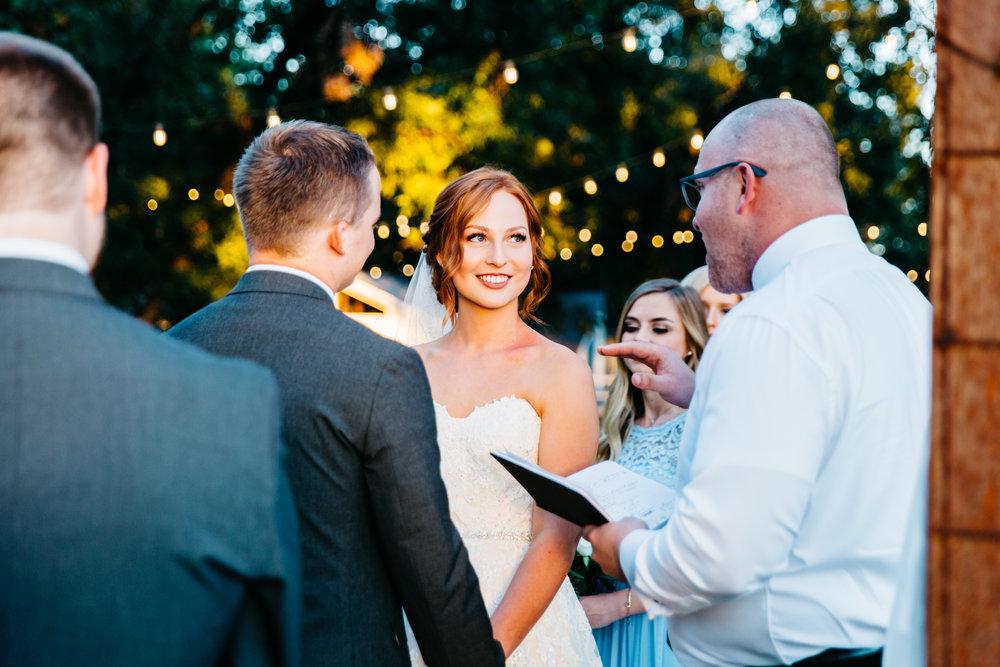 the farm wedding