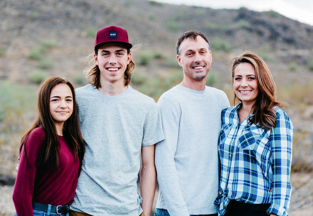 arizona family photos