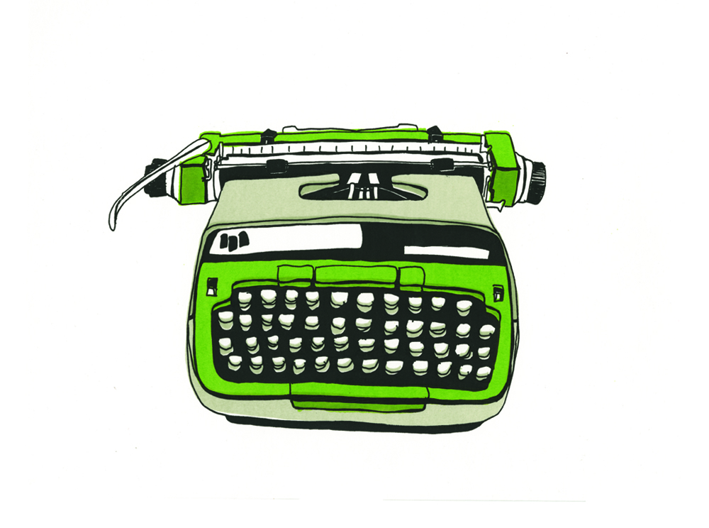 typewriter green.jpg