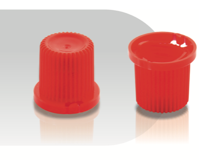 Small Cap - Attractive design, ideal for all types of spouts.