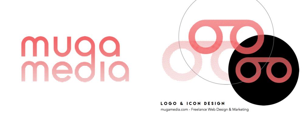 Logo Design for Artists and Musicians Muga Media Muga Media