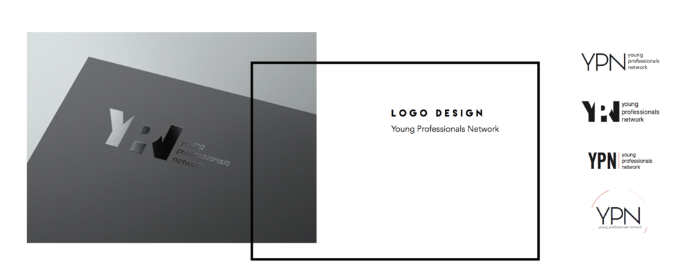 Logo Design for Artists and Musicians Muga Media Young Professionals Network
