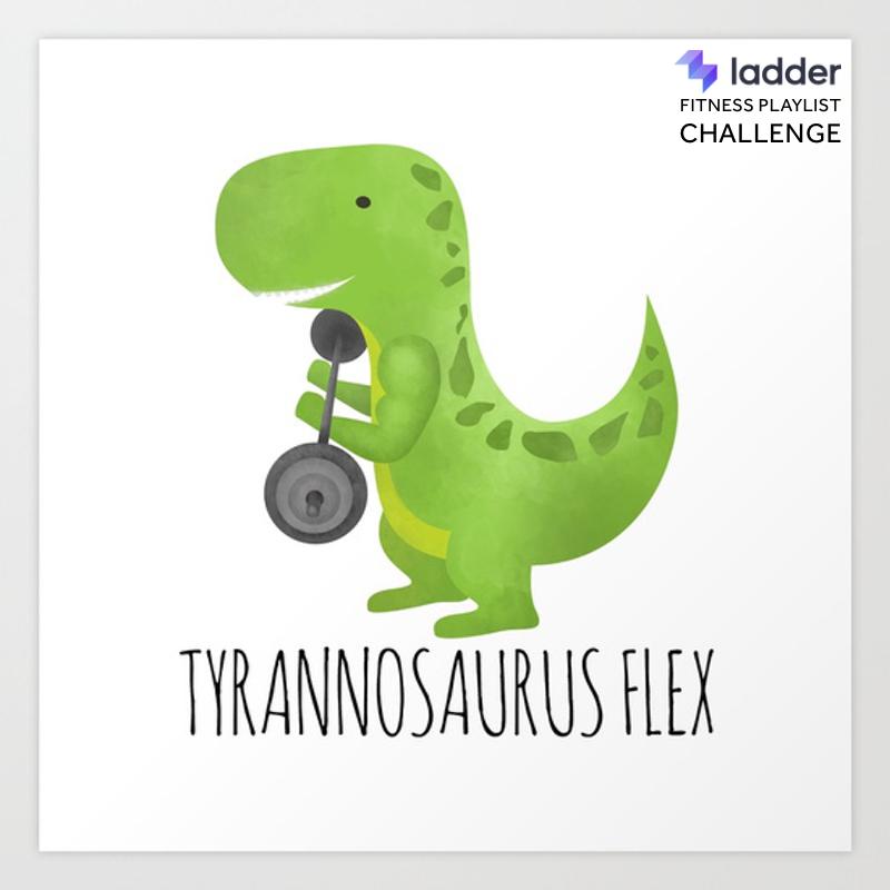 Tyrannosaurus flex artwork.png