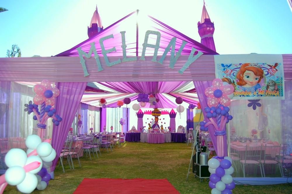 ideas para fiestas infantiles en casa de campo jas