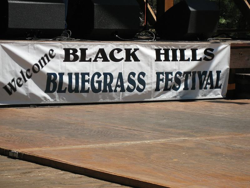 Black Hills Bluegrass Festival