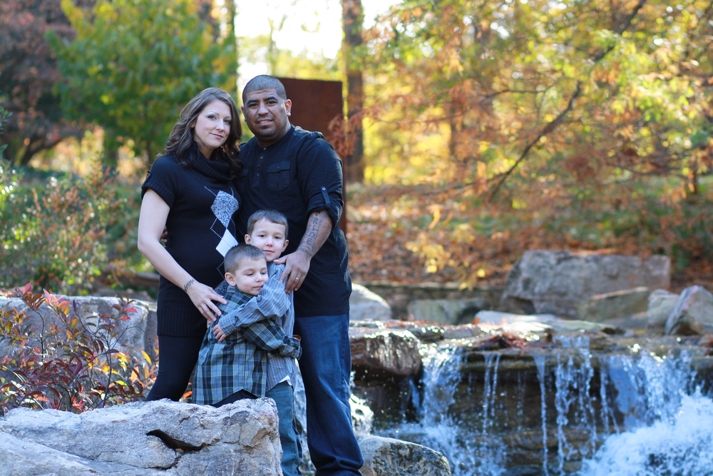 Ramirez | Family Portraits | Botanical Gardens |Clemson, SC U2014 Sara Touchet  Photography