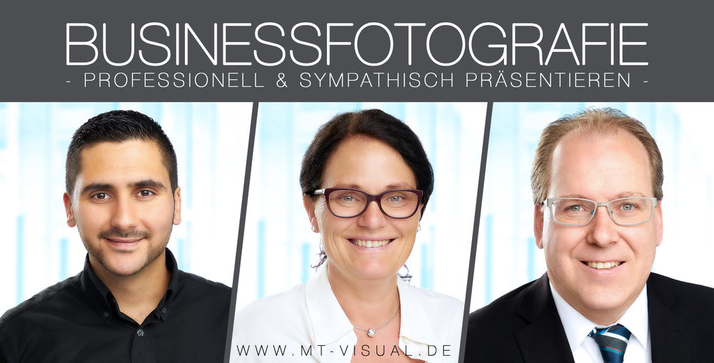 Businessfotografie - MT-Visual