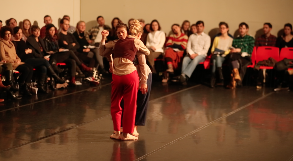"""Still Life for Two""  - Choreography by Lauren Simpson & Jenny Stulberg"