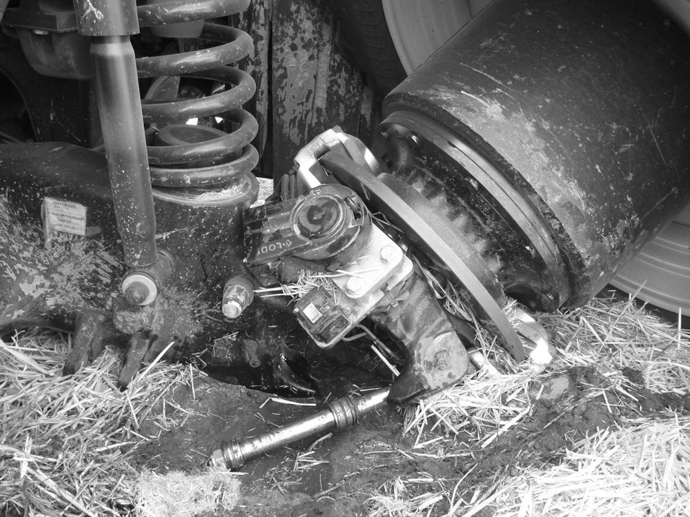 Avoid This:  are you planning to fit front-mounted weights or an implement like an air seeder? if you plan to keep your tractor in operation for a few more years, wE strongly advise getting a properly engineered axle extension so you can avoid expensive failures.