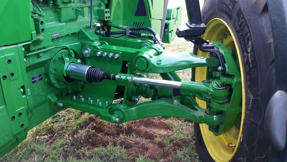 John Deere ils extension kits