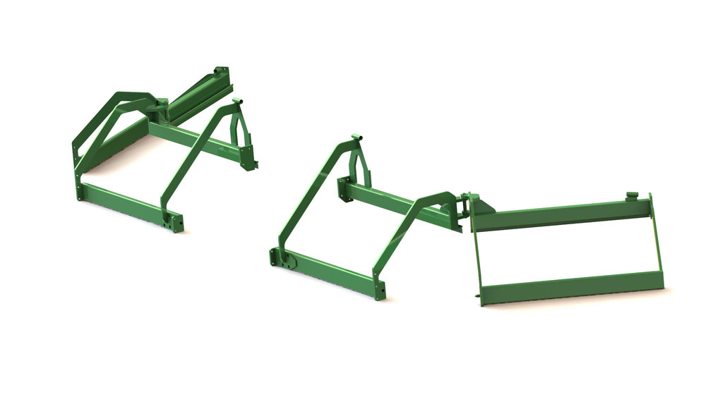 John Deere Picker Bars