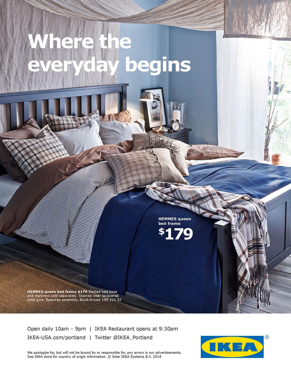 Exceptional Full Page U0027Portland Monthlyu0027 Ad FY15
