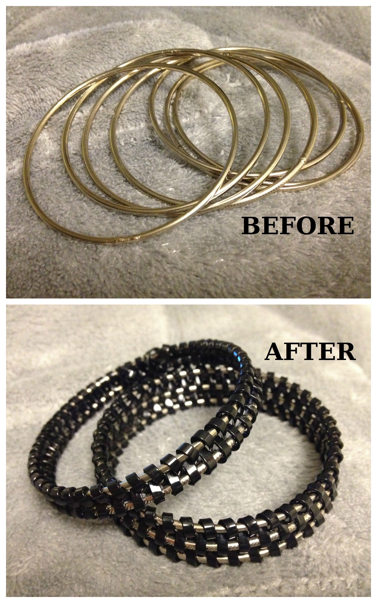 DIY Bangle Upgrade