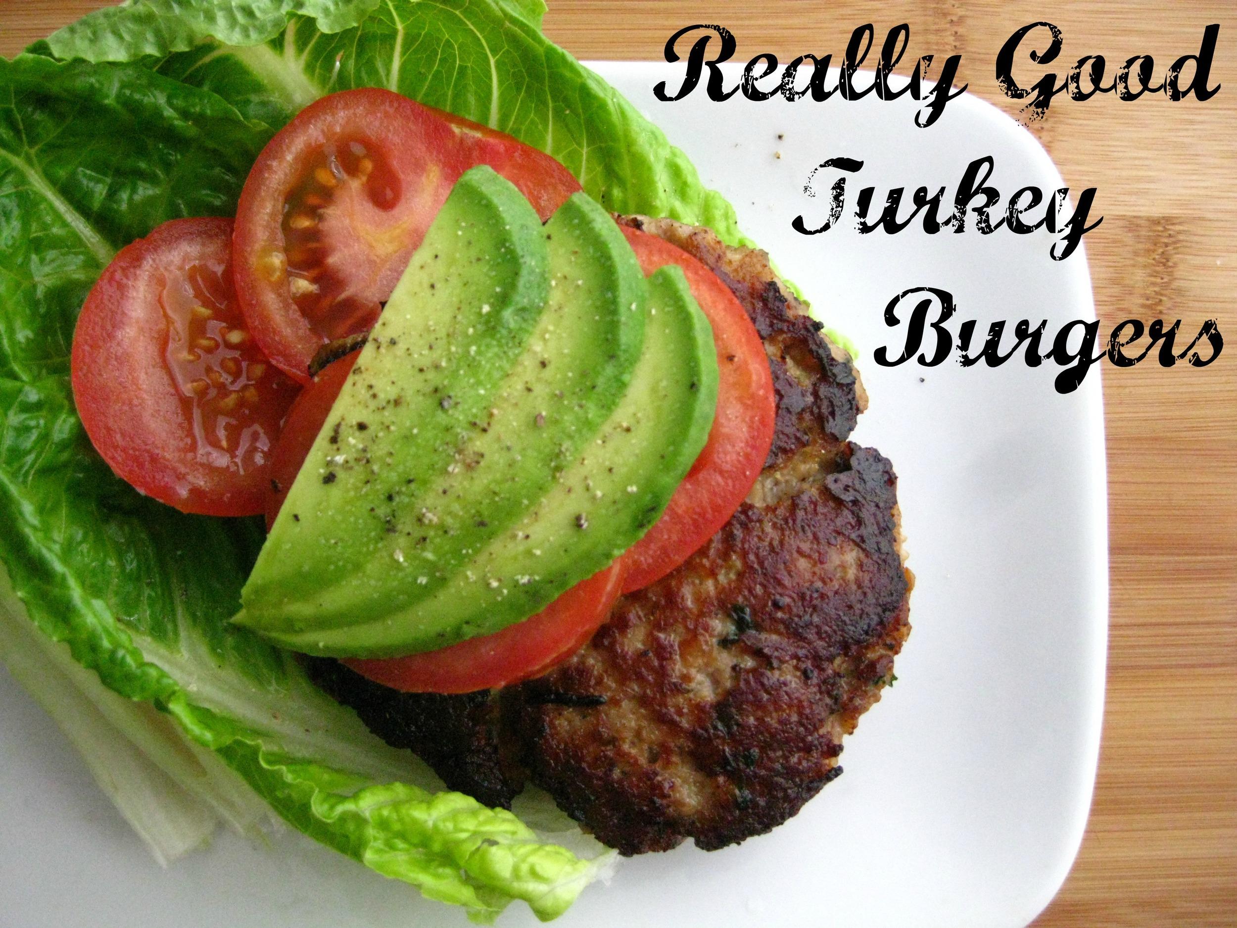 Turkey Burger Collage2