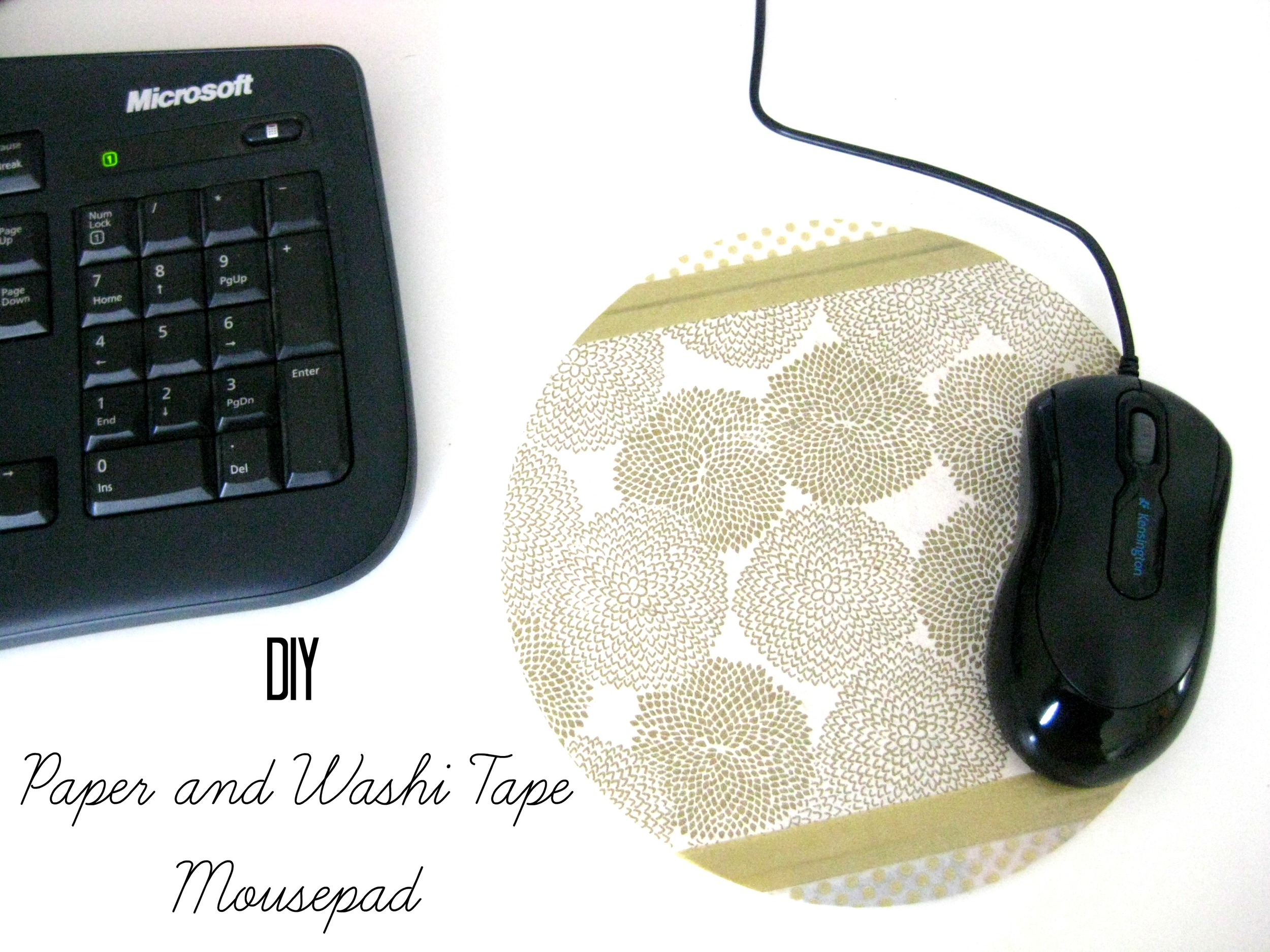 Mousepad by FuzzyCloudDesigns