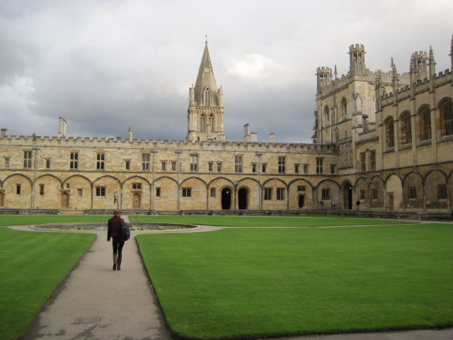 Christ Church, Oxford, England