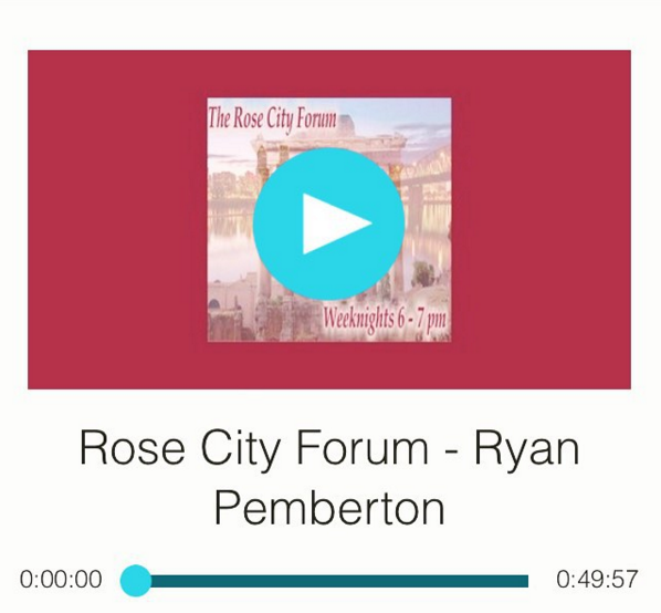 Rose City Forum - Ryan Pemberton Interview.png