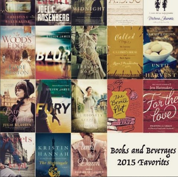 Books and Beverages - 2015 Favorites.png