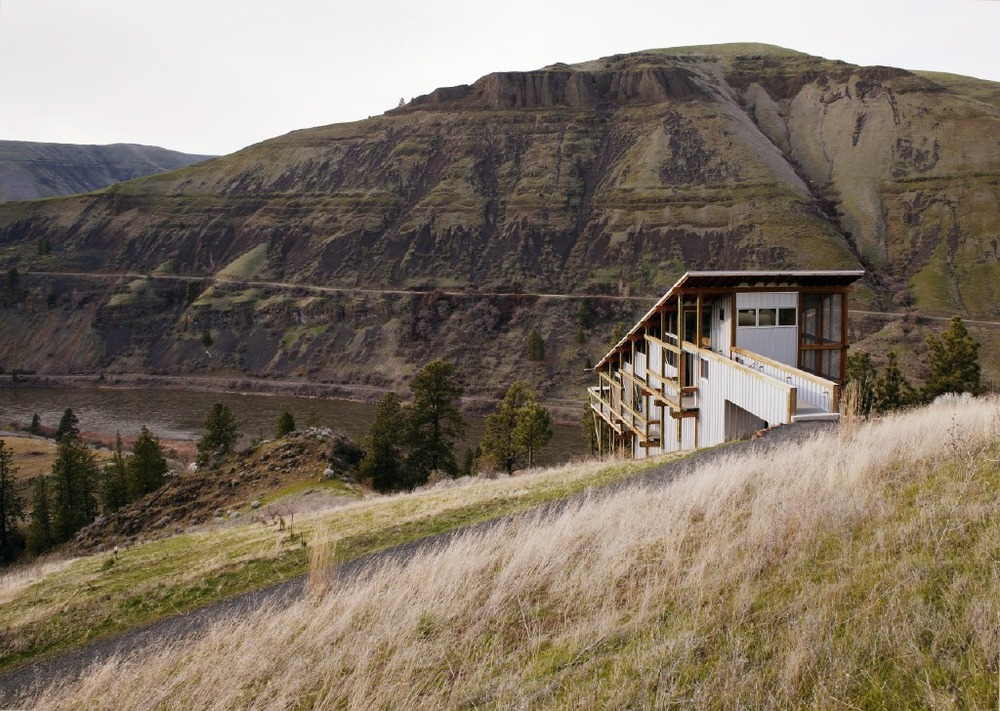 The Canyon House Clearwater River Canyon, Idaho