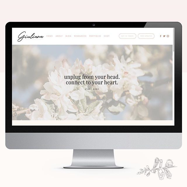 "IT'S ALIVE. Yes, my new website is finally complete. LINK IN BIO. ✨ I'm beyond excited to have a sacred portal on the web to share all my magic & creations with you. *letting hair down, jumping up & down* ✨ I want to give a huge THANK YOU to the fabulous Mary of @mintgem for being an *actual* gem 💎 during this co-creative process. I couldn't have done it without you! ✨ To celebrate the fact that I'm stepping into my creative power & finally launching this thing, I'll be doing a special *GIVEAWAY* of one of my favorite reads: ""Big Magic: Creative Living Beyond Fear"" by Elizabeth Gilbert along with a box of ritual goodies (it's a surprise!). ✨ To enter: Tag a soul sister, brother, human in the comments section below & include the emojis that best describe your relationship! 🤗 ✨ Each comment counts as an entry. The more comments & tags, the higher your chance of snagging this soul stirring read! ✨ The giveaway ends TOMORROW, Saturday, 7/28 at 11:59pm ET. 1 set of pals will be randomly chosen! {This giveaway is open to all residents of the US & District of Columbia, obviously}. XO"