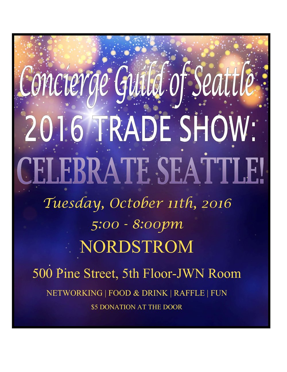 CGS 2016 Trade Show Invite