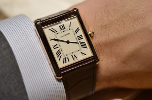 Apple and the Luxury Watch Industry
