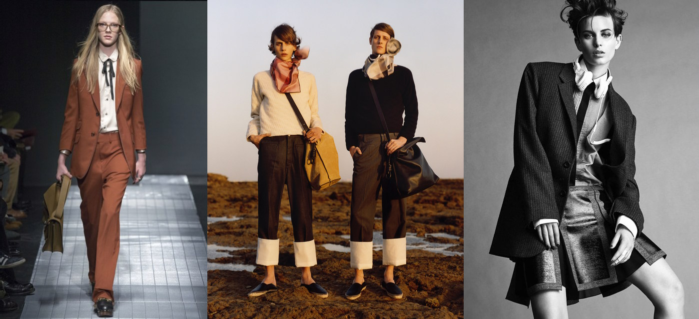 Is Unisex Fashion Our Future?