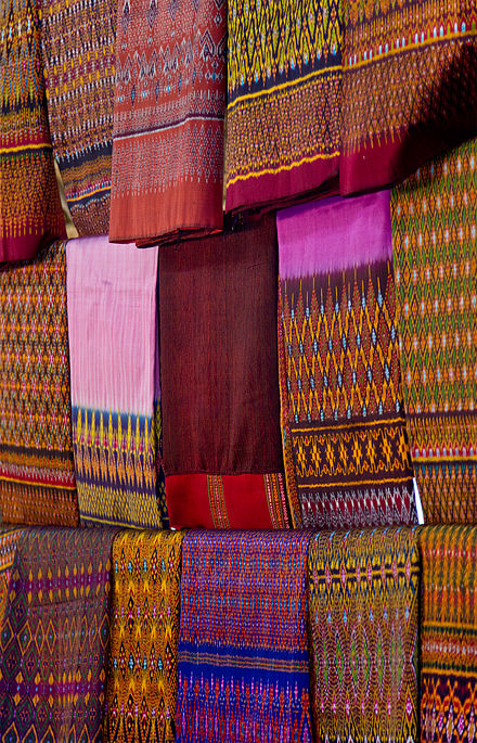 Traditional Thai Silk