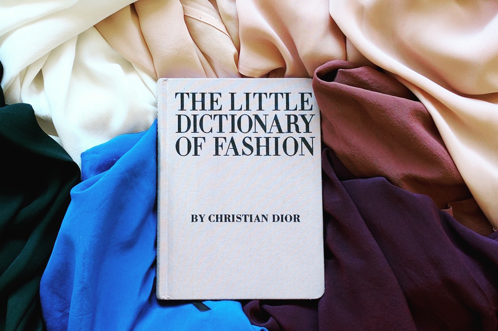 "Christian Dior said, ""Silk is the queen of all the materials. The most lovely, the most feminine, the most enchanting with all the qualities Nature gives to things that we cannot make ourselves"""