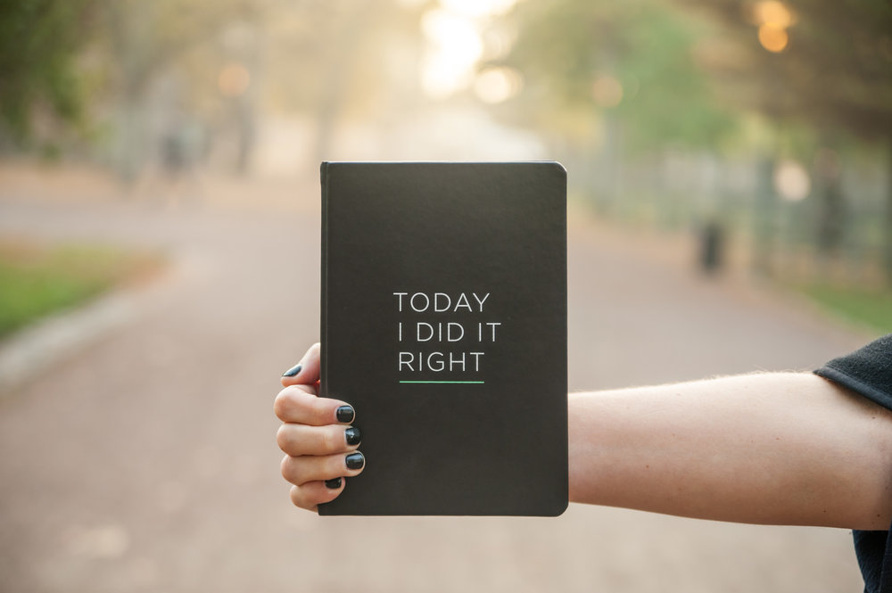 TODAY I DID IT RIGHT Self-Connection Journal.JPG