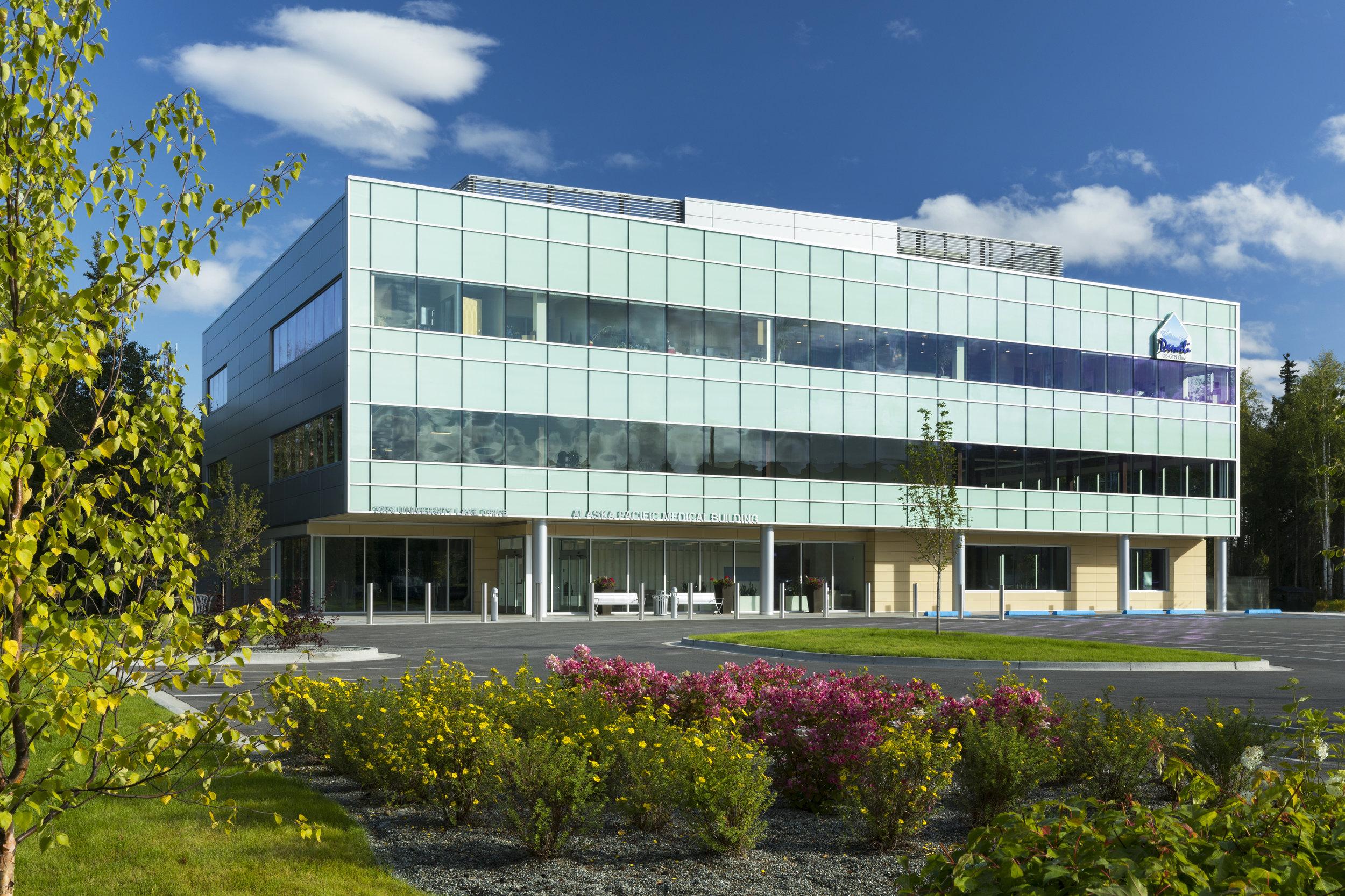 Apu Medical Office Building Criterion General