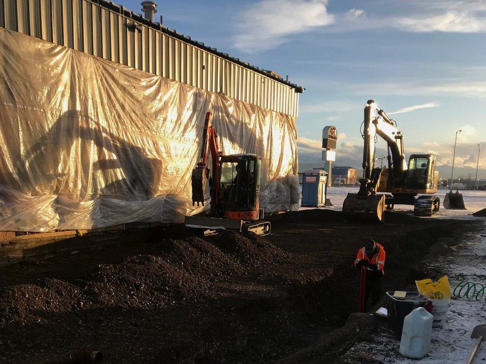 perk test and excavation.JPG