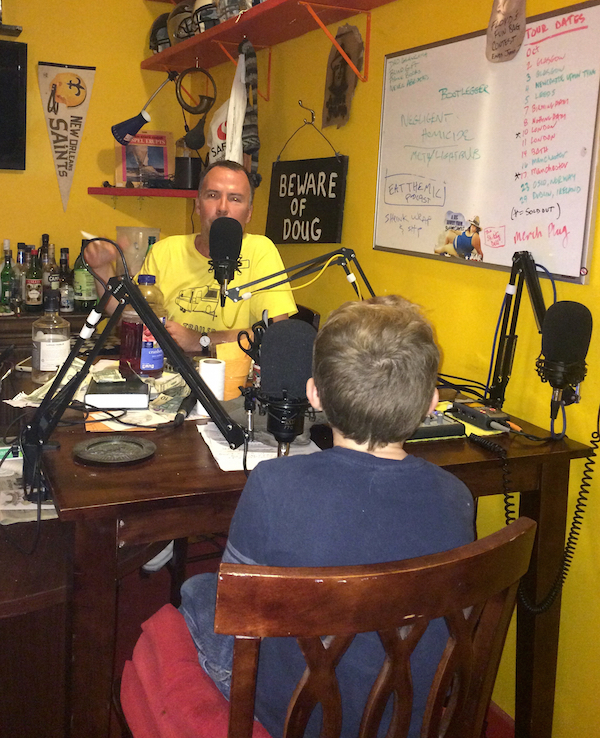 Mini-Cast: Doug Stanhope and Some 8 Year Old Kid - pt.1 ...