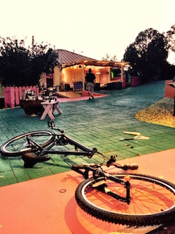 Hennigan's bike