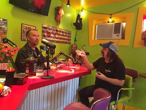 The Doug Stanhope Shotclog Podcast — Doug Stanhope