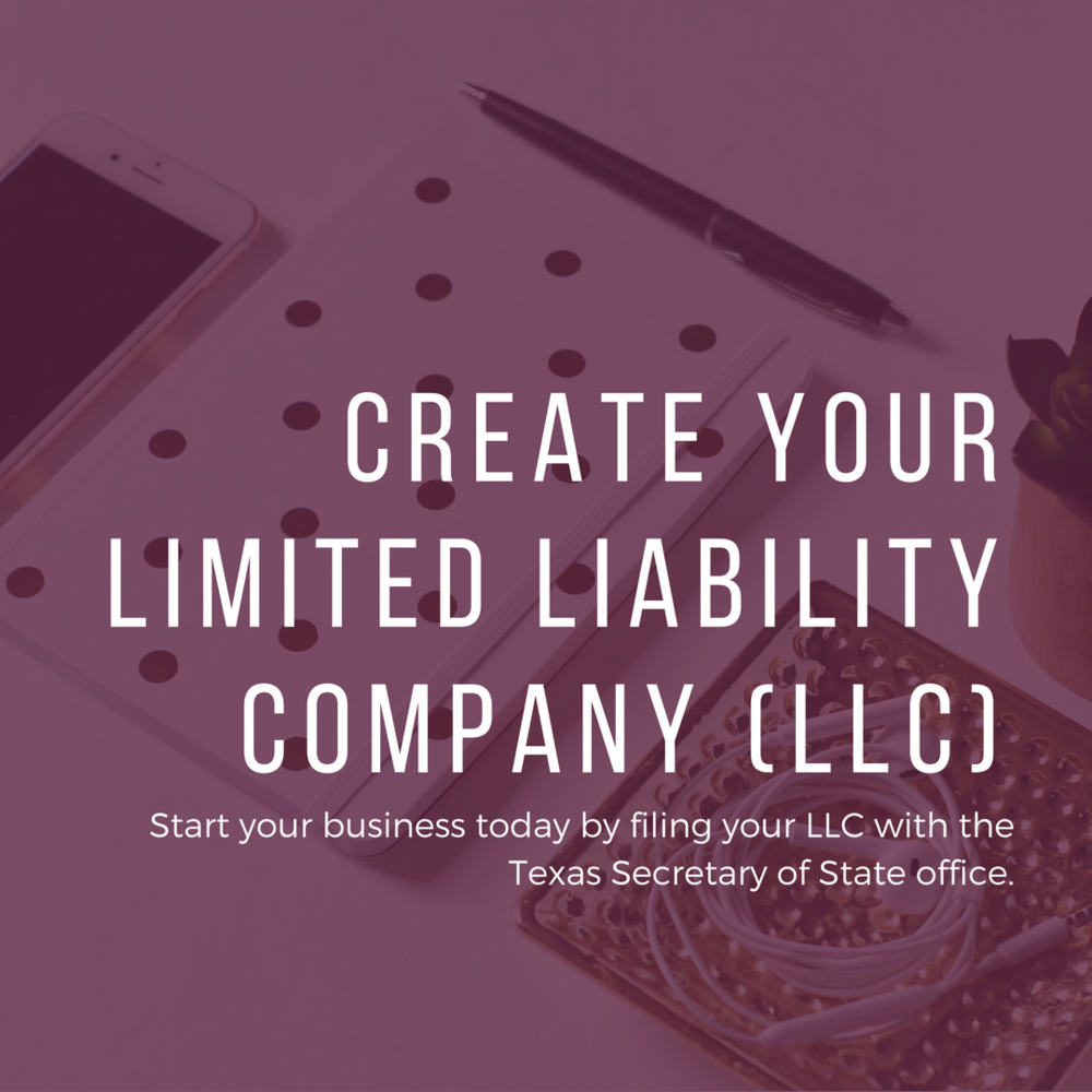 File your LLC Houston Lawyer