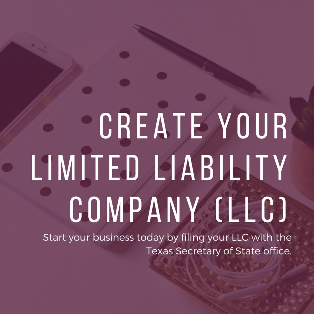 File your LLC Houston Lawyer