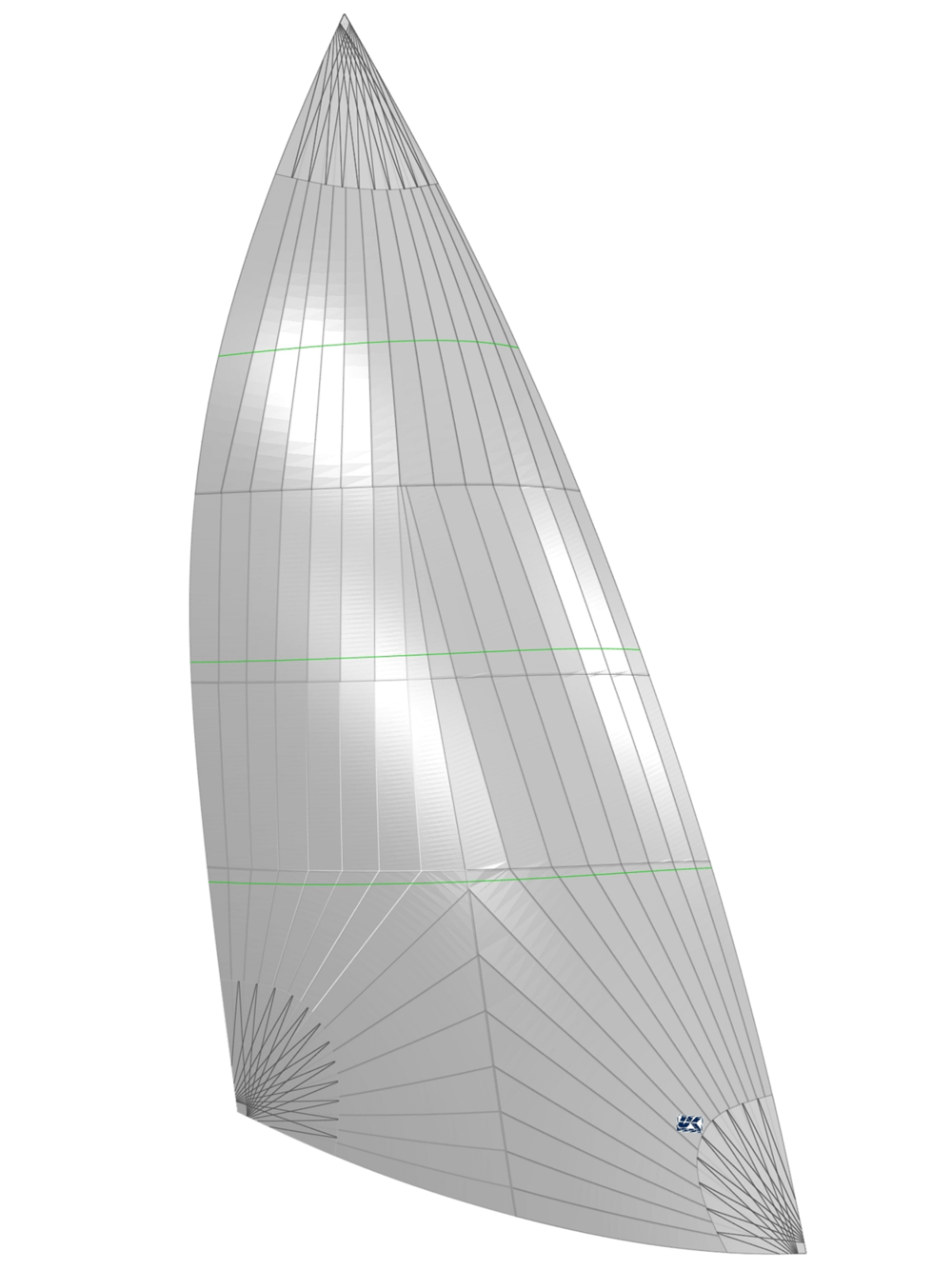 UK Sailmakers Cruising Spinnaker Code Zero